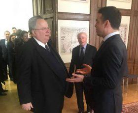 Димитров одделно ќе го информира државниот врв и партиите за преговорите за името