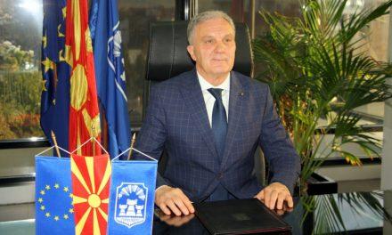 Честитка од градоначалникот Илија Јованоски, по повод Меѓународниот ден на жената