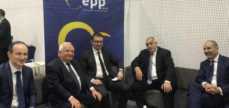 Мицкоски на средба со Борисов и Дол: Владата не го исполнува планот 3-6-9