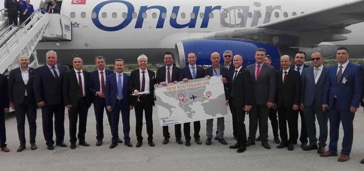 Сугарески: Охридскиот аеродром ќе го промовираме како аеродром за нискобуџетни авиокомпании