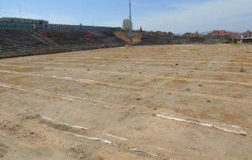 Не се гледа крајот на реконструкцијата на стадионот во Прилеп