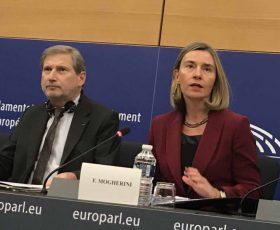 Македонија доби чиста и неусловена препорака за почеток на преговорите со ЕУ