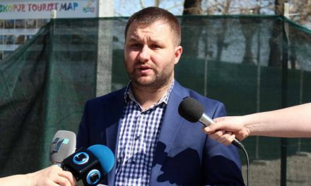 """Богдановиќ: Неколку објекти од """"Скопје 2014"""" ќе бидат дислоцирани"""