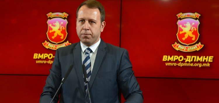Јанушев: ЕЛЕМ го мести тендерот за РЕК Битола за фирма блиска до врвот на СДСМ