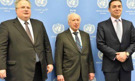 Димтров, Коѕиас и Нимиц в среда ќе се сретнат во Виена