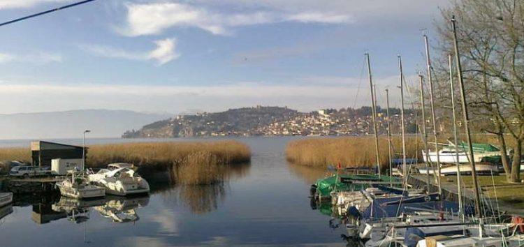 Охридското езеро 26 сантиметри над дозволениот водостој