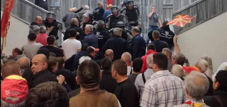 Талат Џафери во судница препозна петмина од напаѓачите на Села