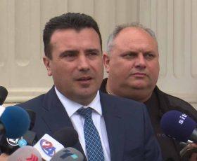Заев: Македонија заслужува кристално чиста препорака