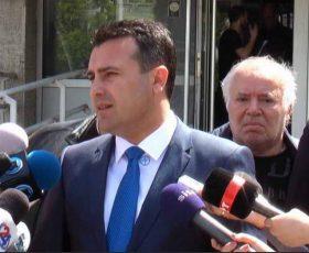 Заев: Реконструкцијата првенствено ќе се случи заради зголемување на парламентарното мнозинство