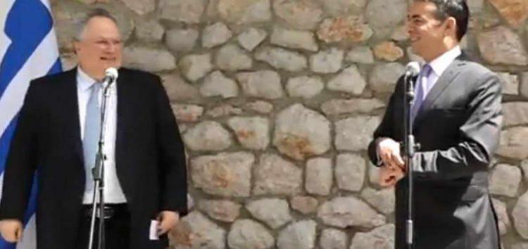 """Димитров и Коѕиас имале """"разговор без надмудрување"""" и дефинирале временска рамка"""
