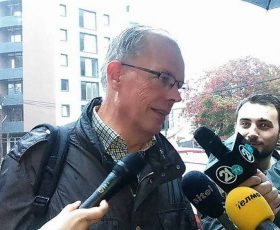 Ванхауте: Реформите во медиумите ќе опстојат само ако има политичка волја