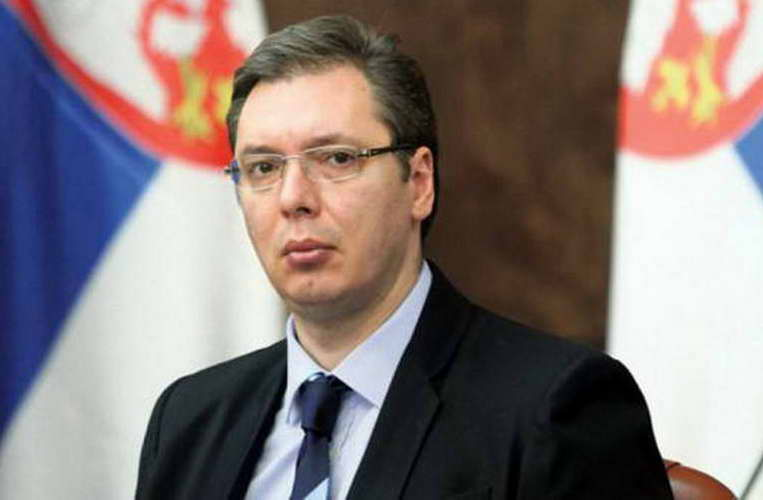 Партијата на Вучиќ победи на парламентарните, покраинските и на локалните избори во Србија
