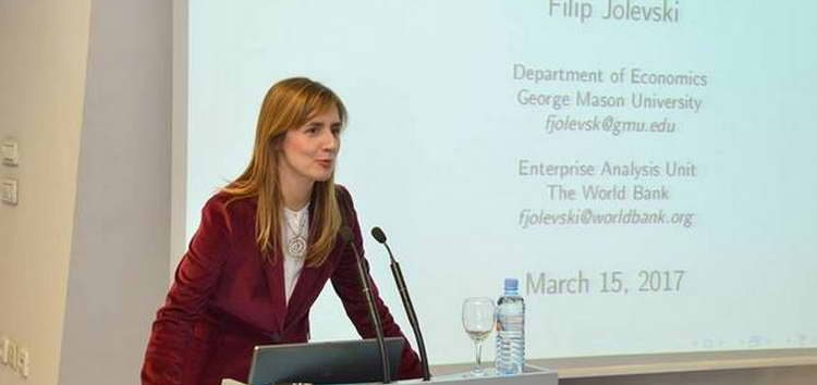 Иванов ја предложил Анита Ангеловска – Бежоска за нов гувернер на Народна банка