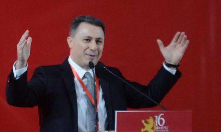 Кој го советувал Груевски и колку пари земал – Владата објавува детали