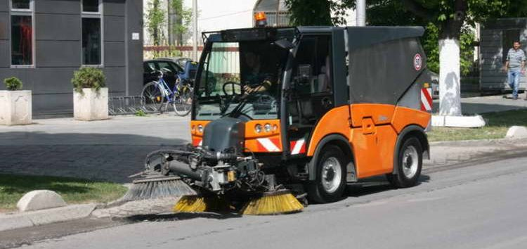 """""""Прилепска Пиварница"""" донираше возило за чистење на улиците"""