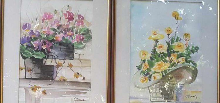 Изложба на акварели на Снежана Илиева