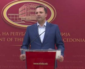 Спасовски: Не се расчистени 15 случаи на напади врз новинари