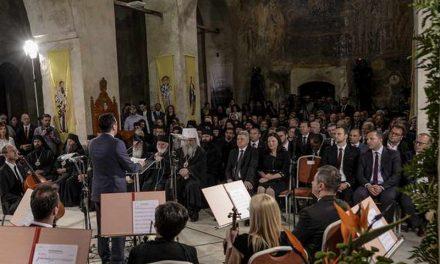 Заев: Искрено се надеваме дека МПЦ-ОА ќе стане дел од православната заедница