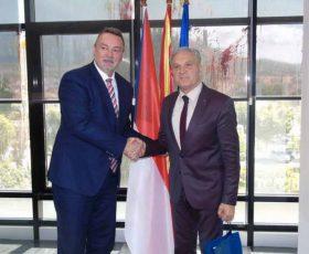 Општина Прилеп воспоставува економска и културна соработка со амбасадата на Чешка