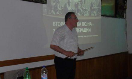 Сојузот на борци – Прилеп, со трибина го одбележа Денот на победата над фашизмот