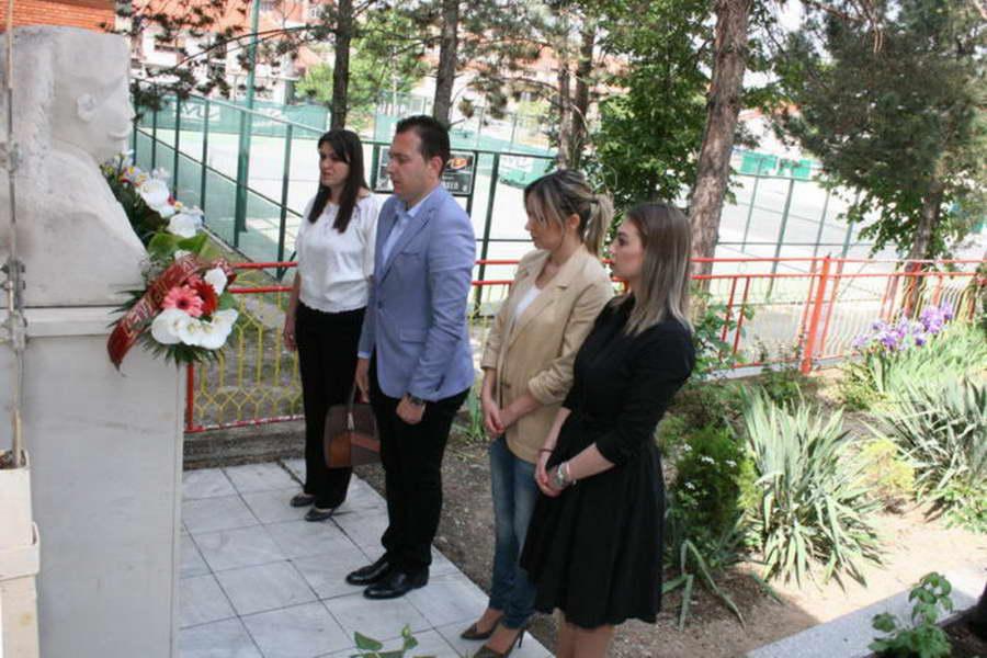Во Прилеп одбележани годишнините од смртта на Гоце Делчев, Пере Тошев и Јосип Броз – Тито