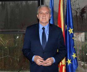 Првомајска честитка на градоначалникот Јованоски