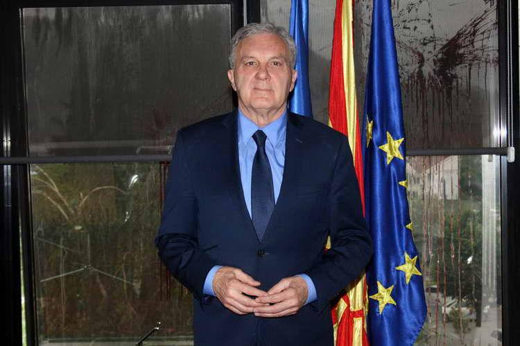 Првомајска честитка од градоначалникот Илија Јованоски