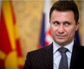 Груевски: Власта води политичка хајка, нема да се појавам во суд