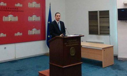 ВМРО-ДПМНЕ ќе присуствува на седницата за реконструкција на владата