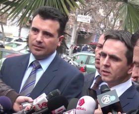 Касами побарал од Заев министерско место за Беса