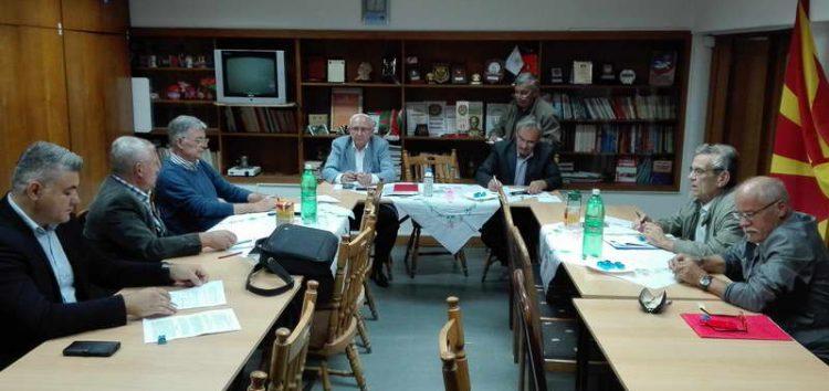 Формирана Асоцијација на здруженијата од сферата на безбедноста, одбраната и меѓународните односи