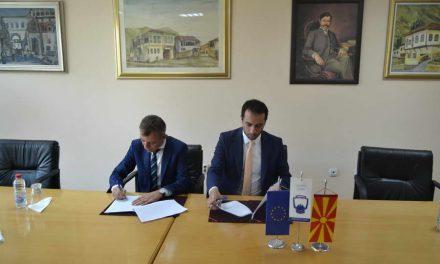 Потпишан договор за соработка во областа на дијаспората помеѓу Владата и Општина Штип