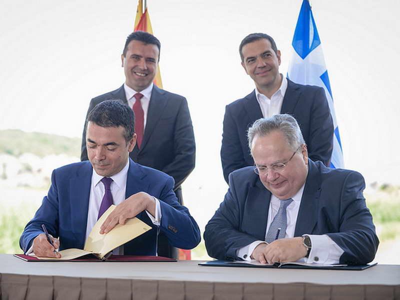 Димитров: Македонија се зацврствува со Договорот, никој нема да не дели и распарчува