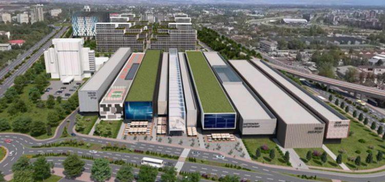 """Проектот """"Ист гејт"""" на локацијата на Скопскиот саем, ќе чини 350 милиони евра"""