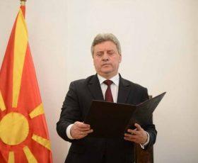 Иванов ќе ги прими акредитивите од амбасадорите на Велика Британија и Саудиска Арабија