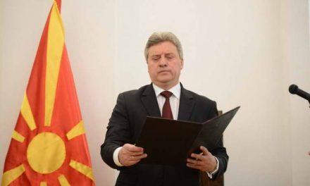 Иванов го потпишал Законот за амнестија