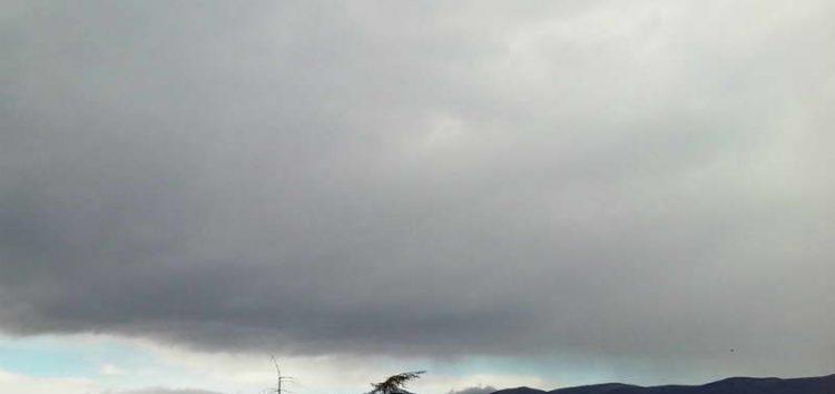 Времето денеска облачно со повремен дожд