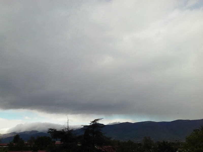 Променливо облачно со температура до 25 степени