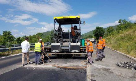 Сугарески: половина милијарда евра за изградба и реконструкција на патната мрежа на Коридор 8