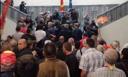 Судот го прифати обвинението за настаните во Собранието од 27 април