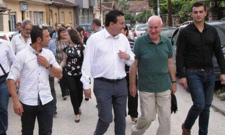 Сугарески во Кратово: Со инвестициите во инфраструктурата се олеснува  животот на граѓаните