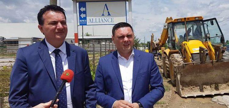 Сугарески: Магистралниот гасовод Неготино – Битола ќе биде изграден до 2020 година