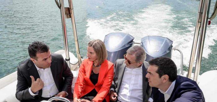 Могерини уште еднаш повика членките на ЕУ да го наградат напредокот на нашата земја