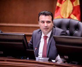 Премиерот Заев во дводневна работна посета на Брисел