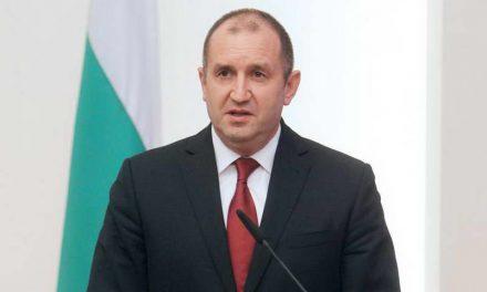 Претседателот Радев ја свика конститутивната седница на новиот бугарски парламент за задутре