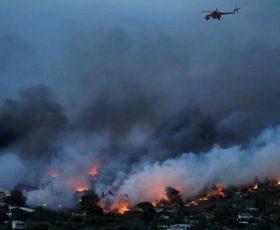 Македонија ќе помогне во гаснењето на пожарите во Грција