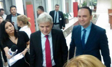 Ахмети: Имаме разлики, но сите треба да се ангажираме Договорот со Грција да успее