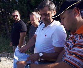Активистите бараат Владата јавно да ја објави одлуката за гасоводот да поминува низ Водно