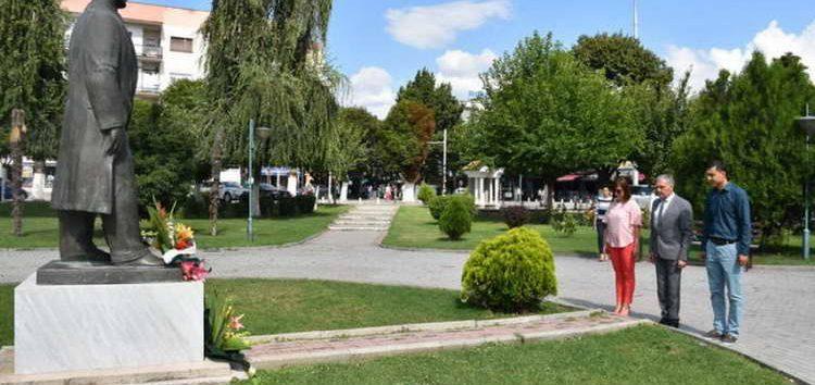Одбележана 61 годишнината од смртта на Методија Андонов –Ченто