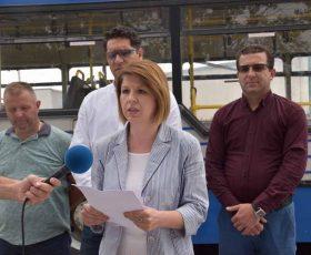 Градски превоз ќе има, надлежните органи да го испитаат финансиското работење на раководната структура од ВМРО-ДПМНЕ